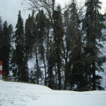 Hazara - Abbotabad Ayyubia in Winter with Snow