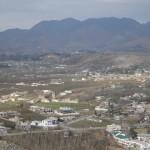 Hazara - Abbotabad City  Bird's Eye View