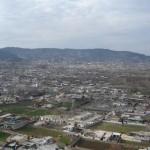 Hazara - Abbotabad City  Bird's Eye View -3