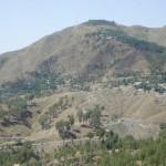Hazara - Abbotabad City Shimla mountain