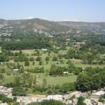 Hazara - Abbotabad City  a Greenisg View