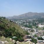 Hazara - Abbotabad City  a beautiful view