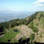 Hazara - Abbotabad Mushkpuri Mountain
