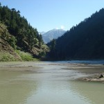 Kunhar River, Kaghan Valley, Mansehra