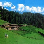 Kaghan Valley - a beutiful scene at Paye
