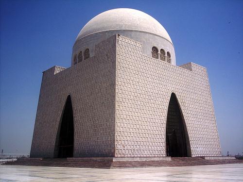 Mazar-i-Quaid - Muhammad Ali Jinnah Karachi-