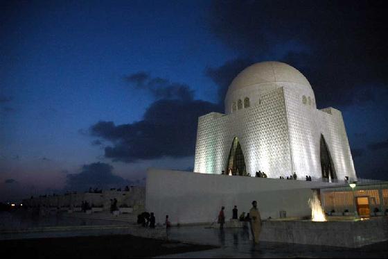 Mazar-i-Quaid - Muhammad Ali Jinnah Karachi-3