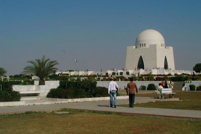 Mazar-i-Quaid - Muhammad Ali Jinnah Karachi-4
