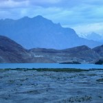 Satpara Lake Skardu  a view -2