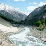 Swat Valley - river swat a view with crystal clear water