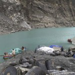 Attabad Lake Hunza - Lattest Pictures -5