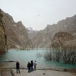 Attabad Lake lattest pictures