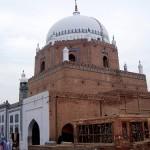 Multan - Mazar Bahauddin Zakriya Multani