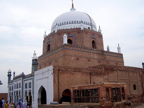 Multan – Mazar Bahauddin Zakriya Multani