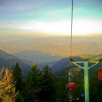 Ayubia - another chair lift view