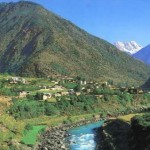 Bahrain Swat Valley - an overview of valley