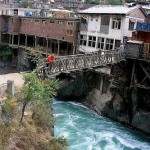 Bahrain Swat Valley on River Swat