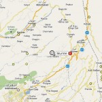 Map Murree - Location Map of Murree