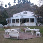 Marghzar swat - a view of White Palace