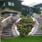 Murree - a beatiful stairs