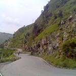 Nathia Gali - a road