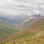 View from Babusar Top