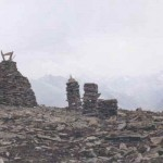 what is this - a structure at Babusar Pass-top