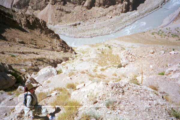 Chitral - Kuragh Ruth view