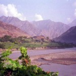 Chitral - Nagarh river beautiful view