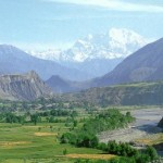 Chitral Valley - a attractive view