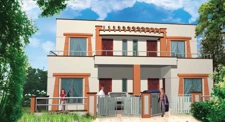 Gujranwala – sketch of 5 Marla Homes In Gujranwala