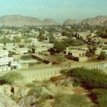 Jhang - a view of village of a jhang