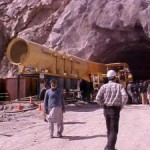 Lowari tunnel near Chitral - a only way to chitral in winter when snowfall