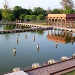 Shalamar bagh Lahore - a Suplended Garden
