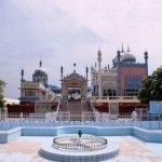Another attractive view of Pakistan Famous Bhong Mosque
