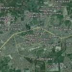 Burewala - Satellite view or map of Burewala city