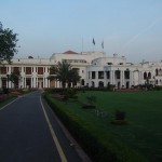 Governor House Lahore - Another attractive view