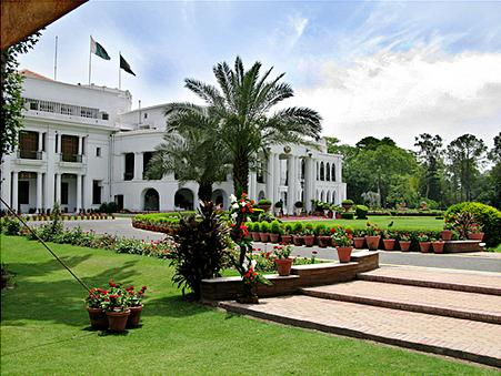 Governor house lahore a beautiful view Beautiful homes in pakistan