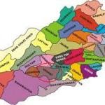 Locatiom of Vehari District in Punjab province