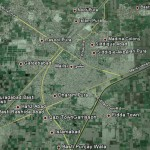 Mailsi - Satellite Map or View of Mailsi City