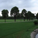 Race Course park Lahore - another attractive view of Park at Jail Road