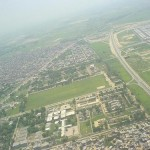 Rahim Yar Khan - Bird view of city of Rahim Yar Khan