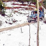 Second Spell of Snowfall in Murree, Kashmir, Swat and Gilgit Baltistan