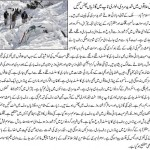 Snow Rain and Cold in Swat Kashmir Malakand Gilgit Baltistan and Lowari Top - Jang Geo Breaking News 15-1-2011
