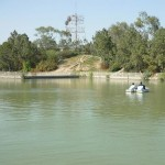 lake ar Race course park or Jilani Park lahore