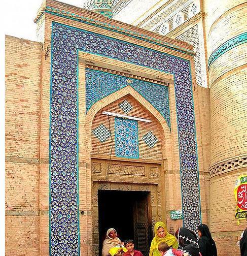 Hazrat Bahauddin Zakariya, Multan, Punjab, Pakistan – Paki Mag