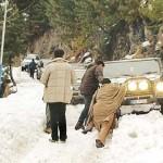 Snowfall pics Gilgit Chitral Murree & Abbotabad