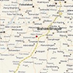 Bahawalnagar map