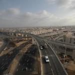 Karachi signal free corridor from Shahrah e Faisal to Surjani Town