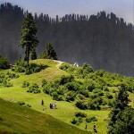 Malam Jabba, Swat Valley, Pakistan: Ski Resort